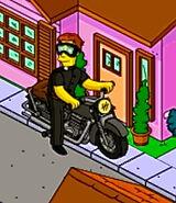 Father sean bike