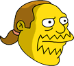 Comic Book Guy Icon