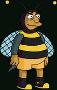 Bumblebee Man Menu