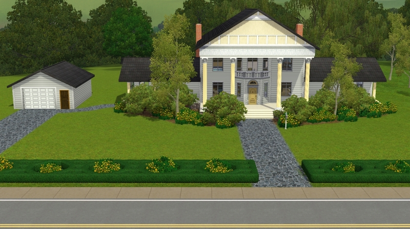 Entitled House. Lots and Houses bin The Sims 3   The Sims Wiki   Fandom powered by