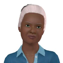 Headshot of Janine