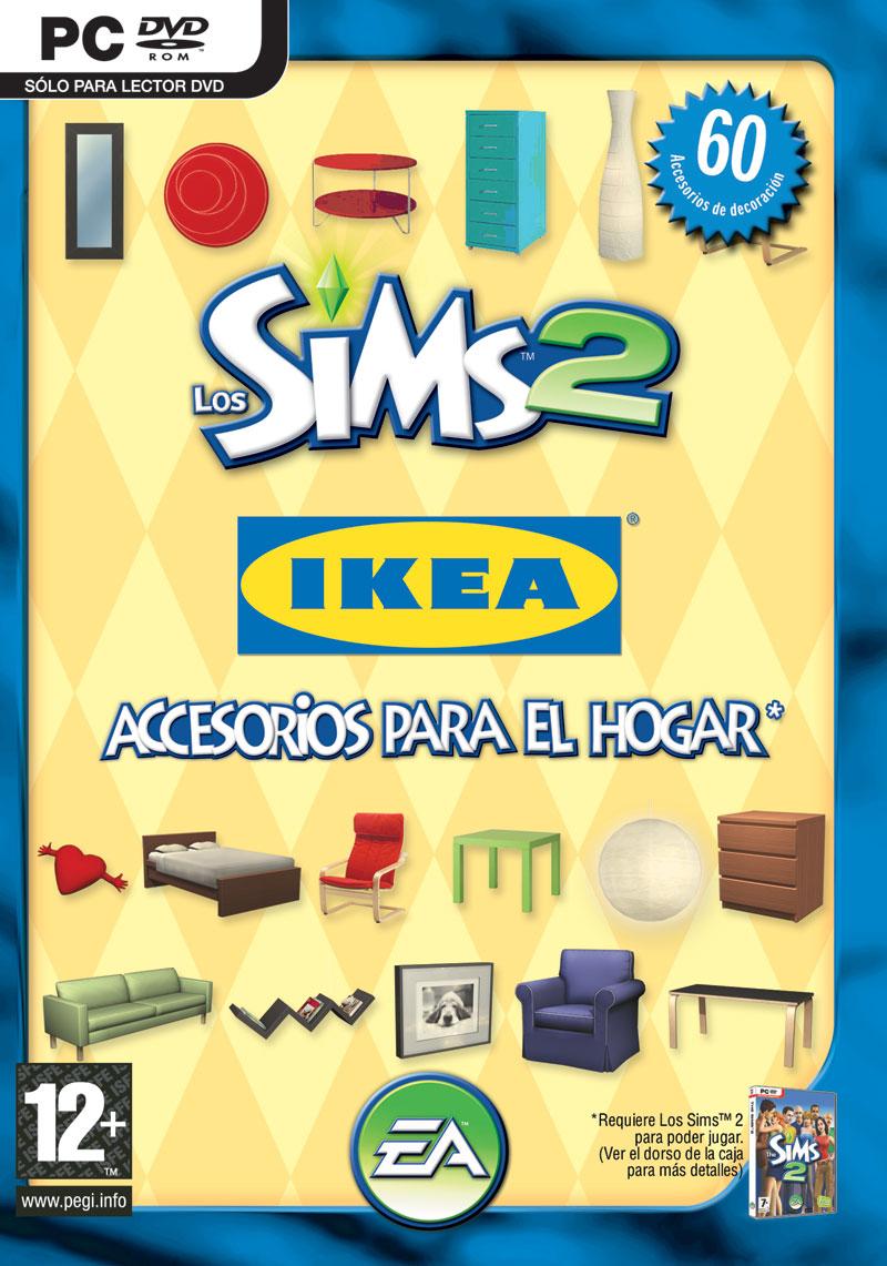 Los Sims 2: IKEA - Accesorios para el hogar   SimsPedia ... - photo#1