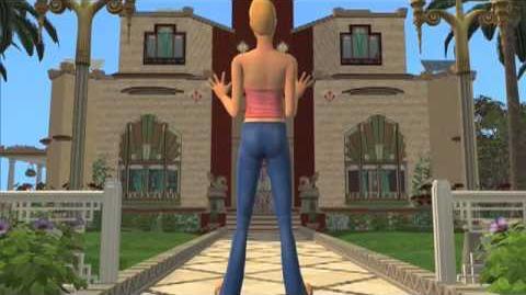 Los sims 2 mansiones y jardines accesorios simspedia for Sims 2 mansiones y jardines
