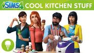 The Sims 4 Cool Kitchen Stuff Official Trailer
