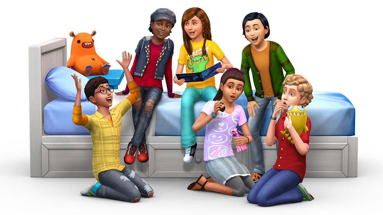 Blog utilisateur juleski annonce les sims 4 chambre d for Sims 4 raumgestaltung