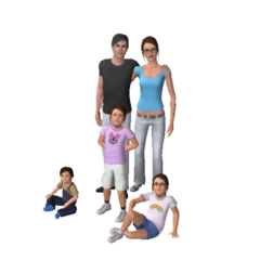 Redfield family portrait (book 1)