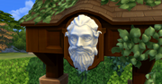 Whispering Wishing Well Neutral Face