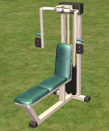 Ts2 exerto butterfly exercise machine