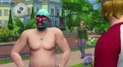 TS4 thinking about working out