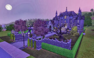 Grim's Ghastly Manor venue 1