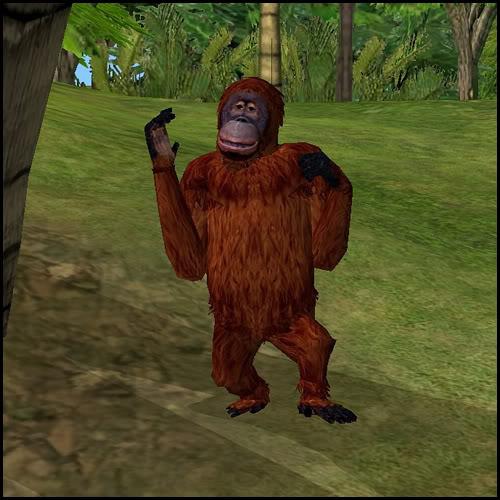 orangutan the sims wiki fandom powered by wikia