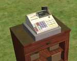 Ts2 llamark electronic cash register