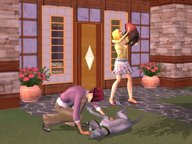 the sims 2 pets free  for pc full version