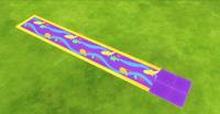Justa Lawn Water Slide