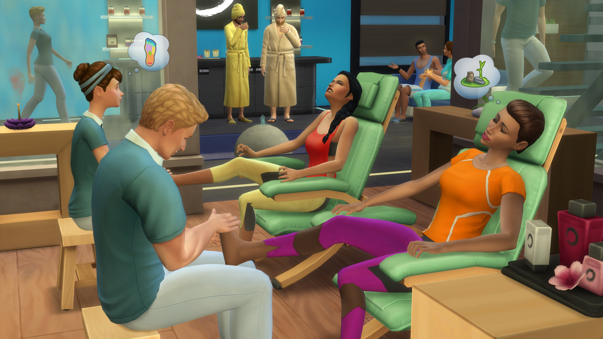 The sims 3 online hookup mod