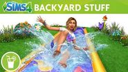 The Sims 4 Backyard Stuff Official Trailer