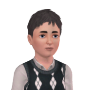 Child John Redfield
