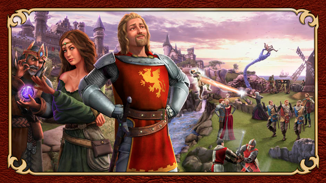 File:The Sims Medieval Cover Page.png