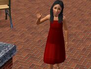 Bella Goth Waving