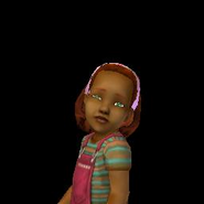 Lily De Mort (Toddler)