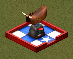 Ts1 torotec mechanical bull
