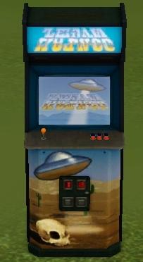 File:Longhorns and Laser Beams Arcade Machine.jpg