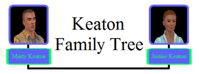 Keaton Family Tree