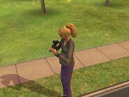 Patricia adopting Maxx