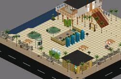 SimCityBeachRoof