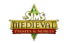 The Sims Medieval Pirates and Nobles Logo