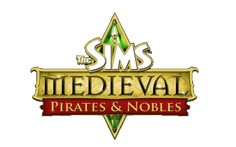 File:The Sims Medieval Pirates and Nobles Logo.png