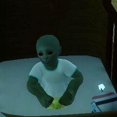 Маленький инопланетянин