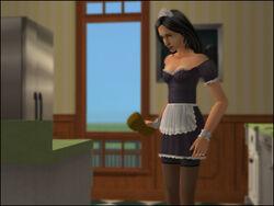 Kaylynn Langeraks Original Appearance in TS2