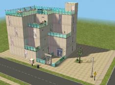 Tech Center Flats