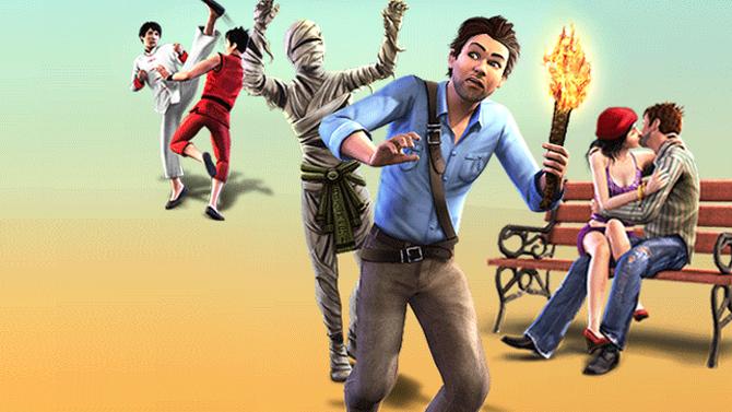 The Sims 3 World Adventures Installation