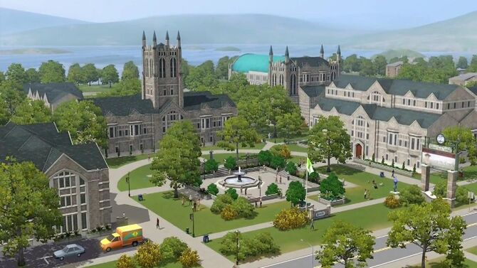 Sims college
