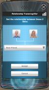 Relationship Transmorgifier App