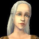 Cordelia Capp as an elder
