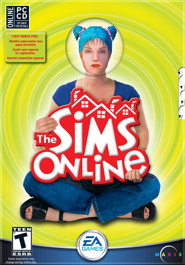 The sims online simspedia fandom powered by wikia for Online games similar to sims