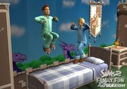 Sims 2 family fun stuff 4