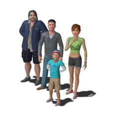 Mush family TS3