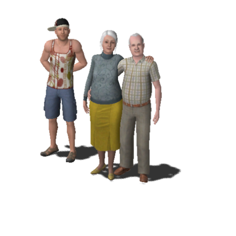 File:Clavell Family (The Sims 3).png