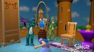 Sims 2 family fun stuff