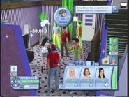 The Sims 3 - Edna Edison teenager