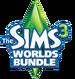 The Sims 3 Worlds Bundle Logo