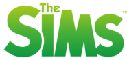 The Sims 4th Gen Logo - green