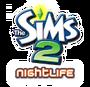 The Sims 2 Nightlife Logo