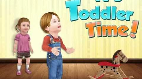 The Sims FreePlay - The Toddler Update for iOS