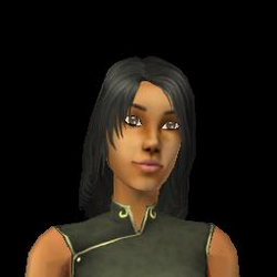 Laura Simerbug (The Sims 2)