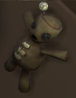 TS4 Voodoo Doll